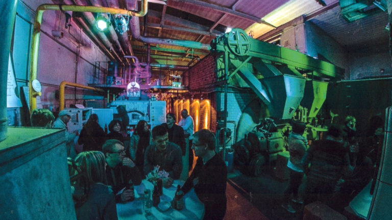 Kesselhaus Helmbrechts Lebensqualität und kreative Freizeit