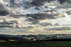 Griesbach: Blick in den Landkreis Hof