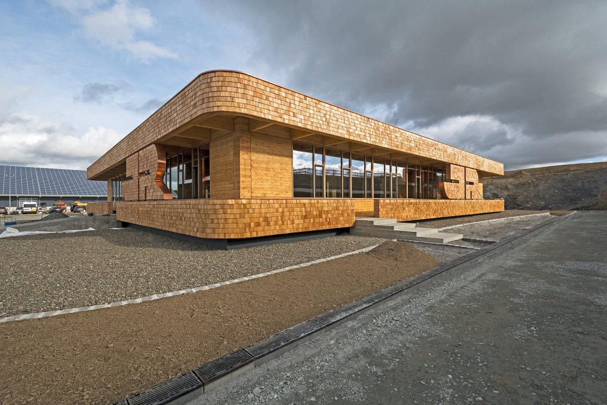 Verwaltungsgebäude Rädlinger in Selbitz