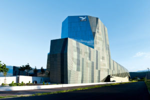 Salewa Firmenzentrale: ein GEALAN Fenster Systeme Projekt