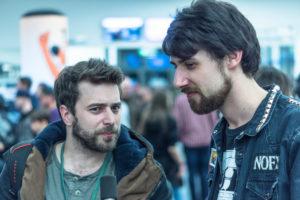 Your-Stage-Festival 2018: Hi-Franken-TV Interview mit Maximilian Adler