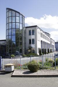 Firmenzentrale GEALAN Fenster Systeme Oberkotzau