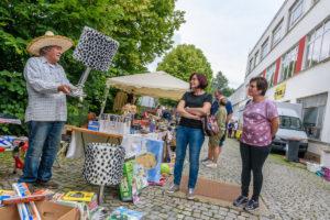 Filmwerk Helmbrechts Flohmarkt