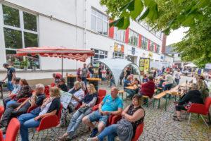 10 Jahre Filmwerk Helmbrechts - Feier mit Team