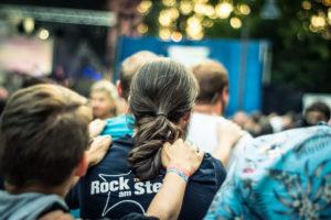 Rock am Stein 2018: Feiern und gute Laune haben!