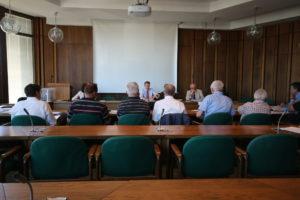 Bauausschusssitzung Landkreis Hof