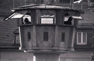 Wachturm an der Grenze in Blankenstein