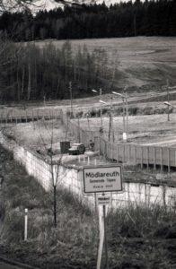 Grenze in Moedlareuth