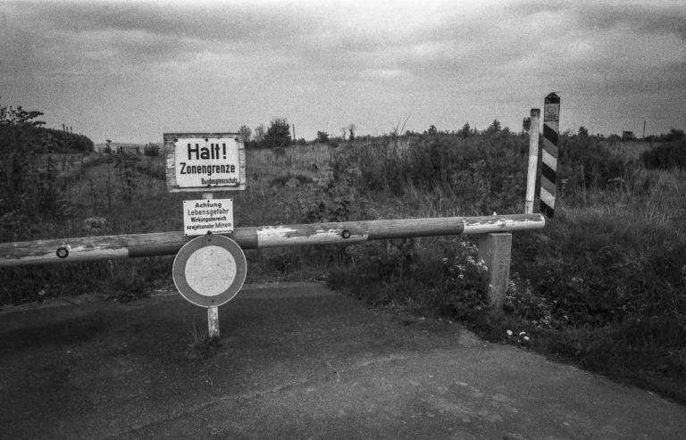 Grenze in Ullnitz