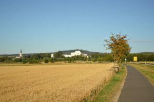Zwischen Niederlamitz und Kirchenlamitz