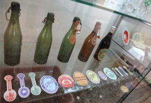 historische bierflaschen etiketten