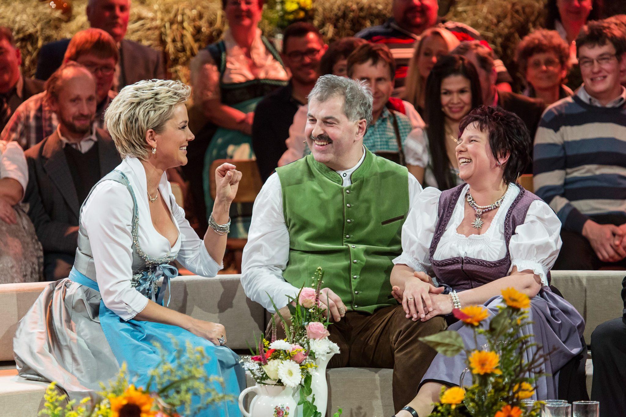 Bauer sucht Frau Bruno und Anja