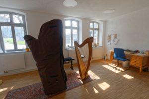Klangmanufaktur Hof, Stadt Hof, Hof Saale, Probenraum, Architektur, Hofer Symphoniker