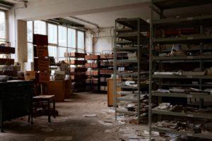 Fototour Lost Place Porzellanfabrik Fichtelgebirge Hochfranken