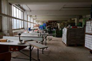 Fototour Lost Place Porzellanfabrik Fichtelgebirge Hochfranken Oberfranken
