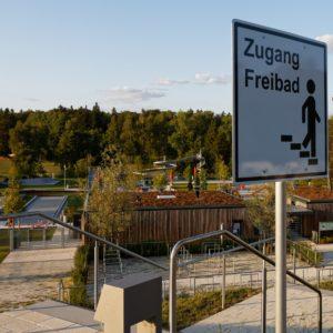 Urlaub Frankenwald Landkreis Hof Bad Steben Freibad Therme Wohnmobilstellpatz