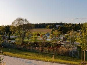 Wohnmobilstellplätze Wohnmobilpark Urlaub Frankenwald Landkreis Hof Bad Steben Freibad Therme