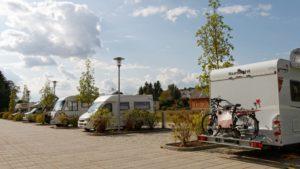 Wohnmobilstellplatz Wohnmobilsstellplätze Oberkotzau Summapark Landkreis Hof Oberfranken