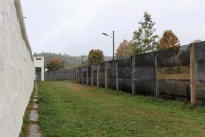 Deutsch-deutsches Museum Mödlareuth Grenzstreifen Grenzzaun Freilandmuseum Oberfranken Wohnmobilstellplätze