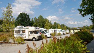 Wohnmobilstellplätze Oberkotzau Summapark Fernwehpark Landkreis Hof Oberfranken