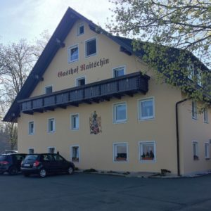 Gasthof Raitschin Regnitzlosau Hofer Land Landkreis Hof Oberfranken Wohnmobilstellplätze