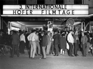 Dritte Internationale Hofer Filmtage; Filmtage-Archiv