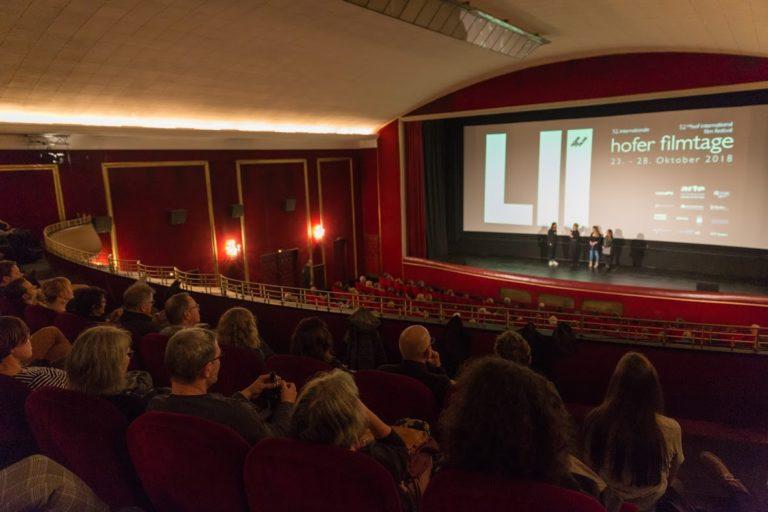 Scala Kino Eröffnung der Hofer Filmtage