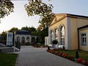 Bad Steben; Kurhaus, Therme, Kurbad, Staatsbad, Frankenwald