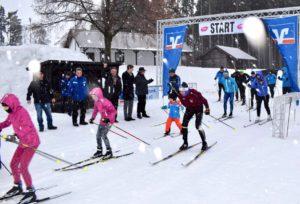 Skifahren; Langlauf; Frankenwald; Walberngrüner Gletscher; Volksskilauf; Stadt Land Hof; Hofer Land; Stadt Landkreis Hof; Frankenwald; Highlights; Oberfranken; Attraktionen