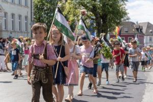 Hofer Land; Feiern und Feste; Sommerfest; Wiesenfest; Münchberg; Münchberger Wiesenfest; Stadt Land Hof; Landkreis Hof; Oberfranken
