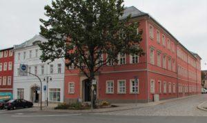 Hofer Land; Stadt Landkreis Hof; Frankenwald; Fichtelgebirge; Highlights; Oberfranken; Attraktionen; Freizeit ; Bildung; neues Hauptgebäude; VHS Hofer Land