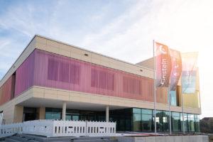 Digitales Gründerzentrum; Campus der Hochschule Hof; Neubau; Einstein1 Digitales Gründerzentrum; DGZ