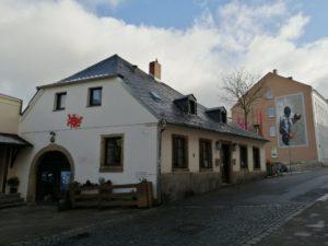 Galeriehaus; Hof an der Saale; Kneipe; Kultur; Ausstellung; Kunst; Live Musio; Urban Art