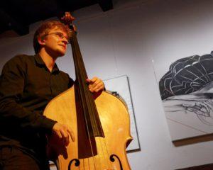 Galeriehaus; Hof Saale; Kneipe; Kultur; Kneipenkultur; Event; Michael Böhm; Jazz; Live Music; Konzert; Oberfranken