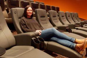 Central Kino; Kinosaal; renoviert; Hof Saale; Landkreis Hof; Hofer Land; Oberfranken; Kino