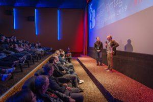 Filmfestival; Central Kino Hof; Kino 1; NOBADI von Regisseur Karl Markovics ; Hofer Filmtage