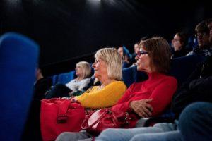 Kino; Publikum; Hofer Land; Hofer Filmtage; Central Kino Hof