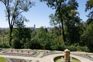 Theresienstein; park; Stadt Hof; Oberfranken; Naherholung; Panorama