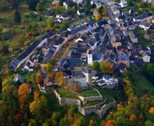 Burgruine Lichtenberg Frankenwald