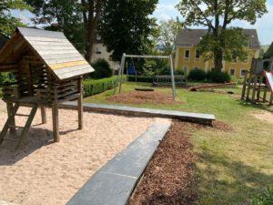 Bad Steben; Spielplatz; Park; Hofer Land; Frankenwald