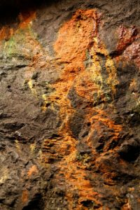 Erze, Geologie; Felsen; Lichtenberg