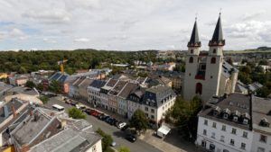 Michaeliskirche; Hof Saale; Oberfranken; Hofer Land
