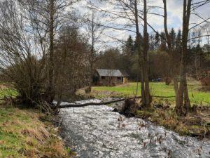Der Selbitzradweg verbindet viele spannende Ausflugsziele im Frankenwald miteinander.