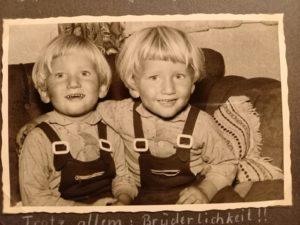 Schneiderbanger Zwillinge aus Oberfranken