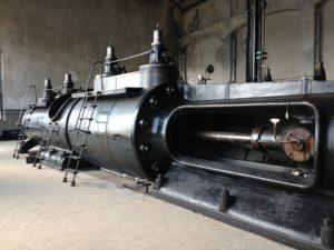 Die Erfindung der Dampfmaschine führte zur industriellen Revolution - auch im Hofer Land. (Foto: Pixabay)