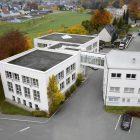 Das Gelände der Firma Rohleder in Konradsreuth // © Rohleder